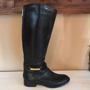 ⭐️ Tory Burch Leather Riding Boots ⭐️